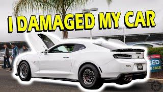 Fender and Paint Damage… Lethal Camaro Redo!