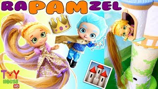 RaPAMzel 🥞🏰 (Pam Cake is Rapunzel!! Sub Request)