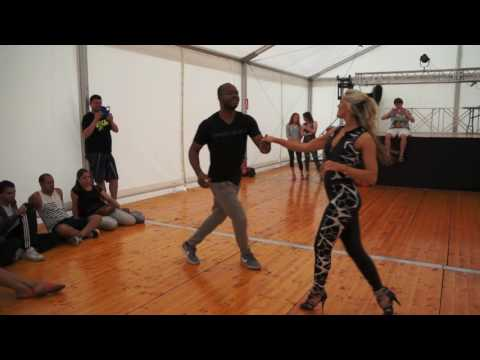 BDC2016   Leo and Becky ACD 2 ~ video by Zouk Soul