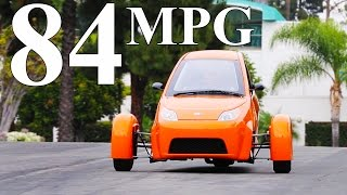 Test Drive Elio the 84mpg, $6800 Car of the Future, Today!