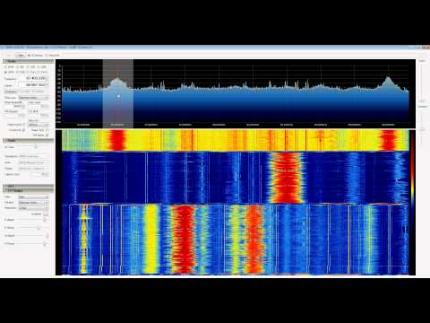 RTL2832 SDR + SDR SHARP : WFM stereo + AM test