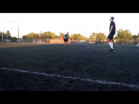 Mecz Starszych Piłka Nożna #1