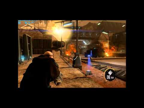 red faction armagedon - dx11 - gtx560ti