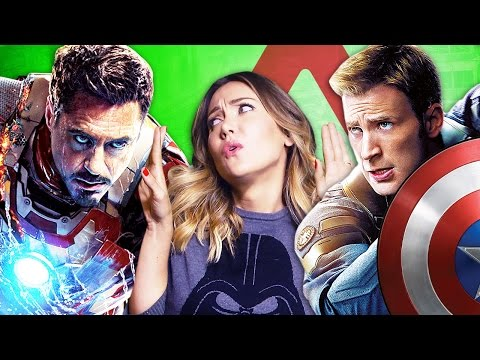 Iron Man vs. Captain America! What CIVIL WAR means for the MCU! (Nerdist News w/ Jessica Chobot)