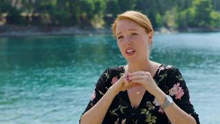 "MAMMA MIA! 2 Here We Go Again ""Young Tanya"" Jessica Keenan Wynn On Set Interview"