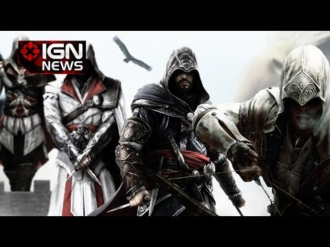 iOS Assassin's Creed Leaked by Uplay - IGN News