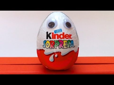 Humpty Dumpty Kinder Surprise Egg Rock Song Nursery Rhyme Song Unboxingsurpriseegg video