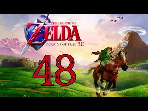 Let's Play TLo Zelda: Ocarina of Time 3D - #48 - Sexy Thermo Hexy
