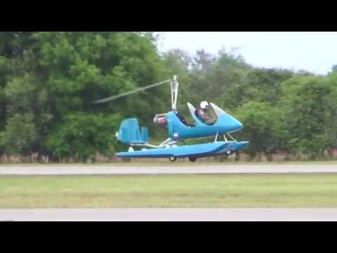 GYROPLANE MTO sport with floats