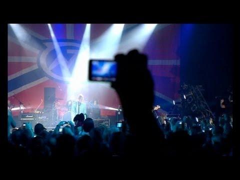 Мумий Тролль - Золотые ворота (Live @ Дворец спорта)