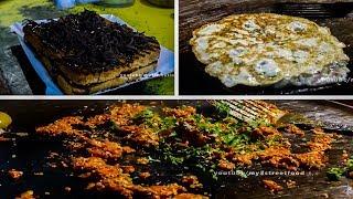 ROAD SIDE FOOD IN Marine Drive  | STREET FOOD IN  MUMBAI  | 4K VIDEO