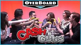 Let's Play CASH 'N GUNS | Overboard, Episode 15