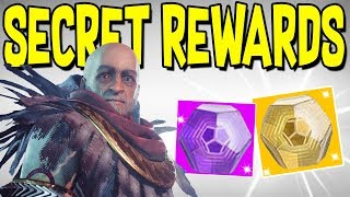 Destiny 2: SECRET LIGHTHOUSE CHEST! HIDDEN REWARDS!