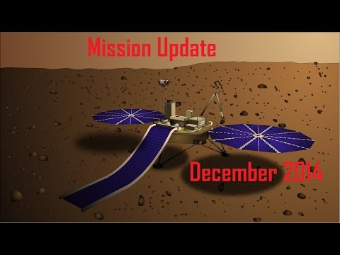 Mars One Mission Update: December 2014