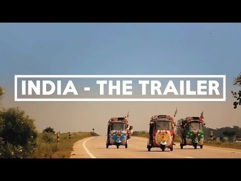 The Rickshaw Run - Trailer