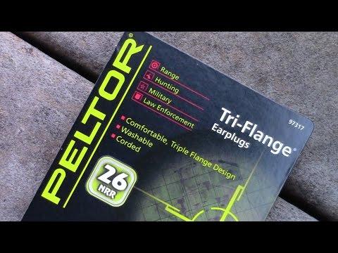 PELTOR: Best Earplugs Ever !!! by TheGearTester