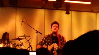 Watch Lee Dewyze Weightless video