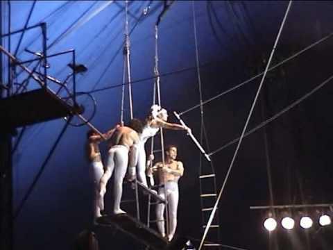 Gino maravilla Festival de circos mexico año 2006
