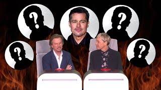 David Spade Answers Ellen