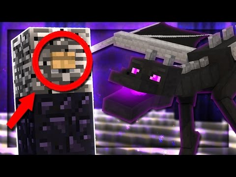 THE BUTTON IS IN THE END?! | Minecraft Find The Button