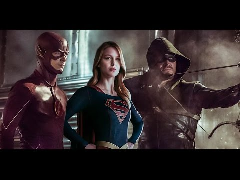 The Flash ⚡ Arrow ↣ Legends, & Supergirl | Crossover MV | The Resistance