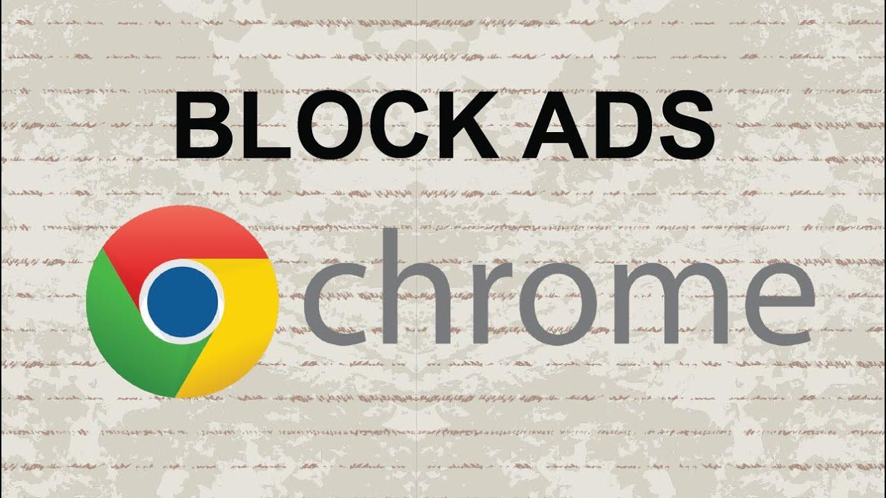 how to fix google chrome ads