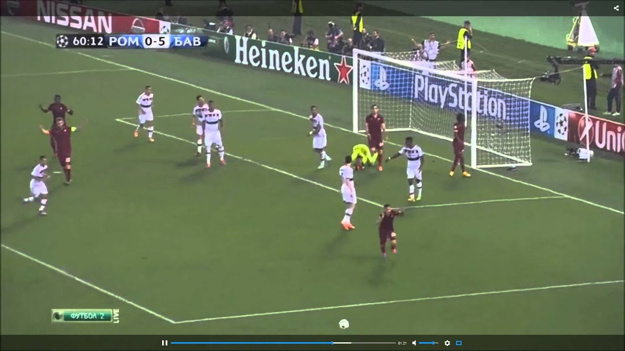 Manuel Neuer Great Save - YouTube