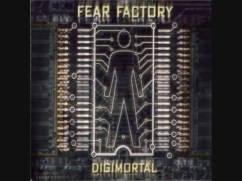 Fear Factory - Invisible Wounds