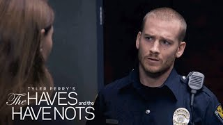 Officer Justin's Wife Confronts Him | Tyler Perry's The Haves and the Have Nots | OWN