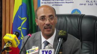Latest press briefing on current situation of Ethiopia, August 26, 2016
