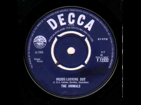 The Animals - Inside Looking Out