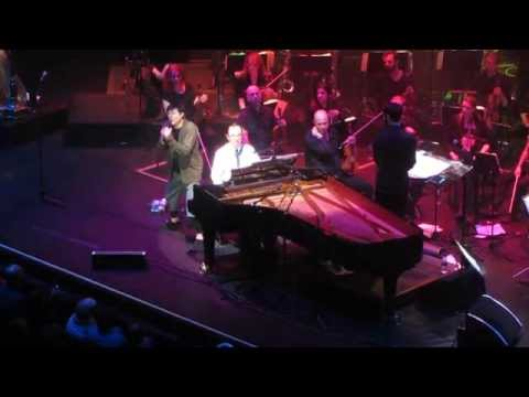 Sparks & The Heritage Orchestra Perform The Number One Song In Heaven Live at The Barbican 20/12/14