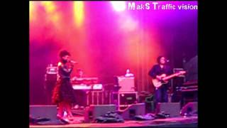 Skye - Love Show (Live In Moscow 26.10.2009)