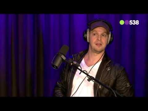 Gavin DeGraw live @EversStaatOp538 en Adriaan Persons van X-Factor
