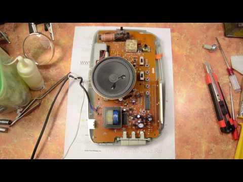 Часы электроника ремонт своими руками