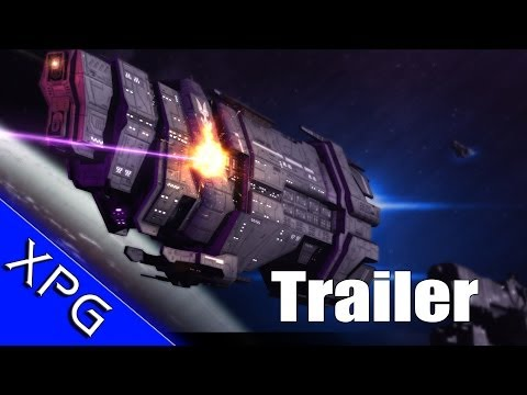 Sins of the Prophets TRAILER (Sins of a Solar Empire: Rebellion mod)