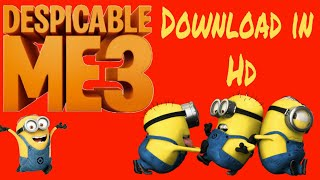 Despicable Me 3 Full Movie Download in HD [Hindi/English] Dual Audio