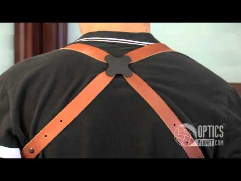 Galco Vertical Shoulder Holster System - OpticsPlanet.com Product in Focus