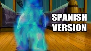 Ultra Instinct Shaggy [Spanish Version]