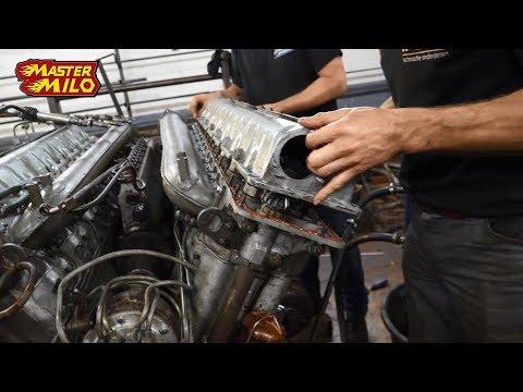 Download v55 tank engine rebuild & first start attempt! Mp4 baru