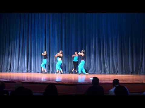 All my people- Sasha lopez WILSON DANCE KIDS
