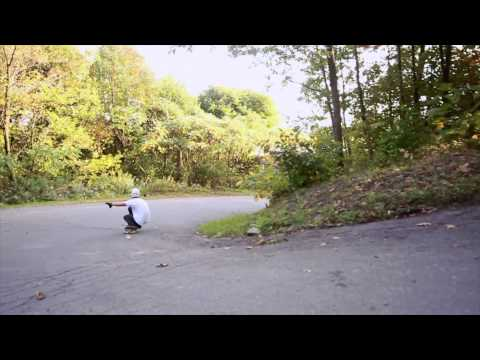 Montreal Longboarding with Michael Law-Smith