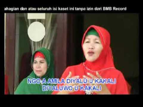 Lagu Qasidah Gorontalo-Mongo U Dula'a Group Qasidah Ayula Bersatu