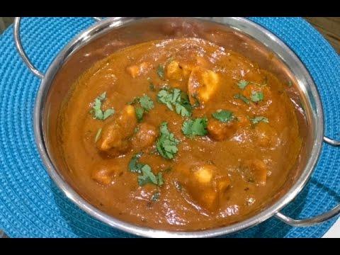 Chicken Ceylon (Restaurant Style) - Al's Kitchen