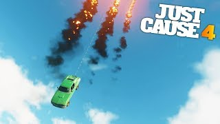 Just Cause 4 - MESSING WITH BIG METAL BALLS