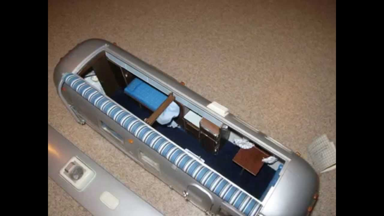 Unboxing The Franklin Mint 1967 Airstream International