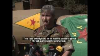 YPG Official Press Statement on Til Hemis Liberation