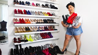 MY SHOE COLLECTION | PatrickStarrr