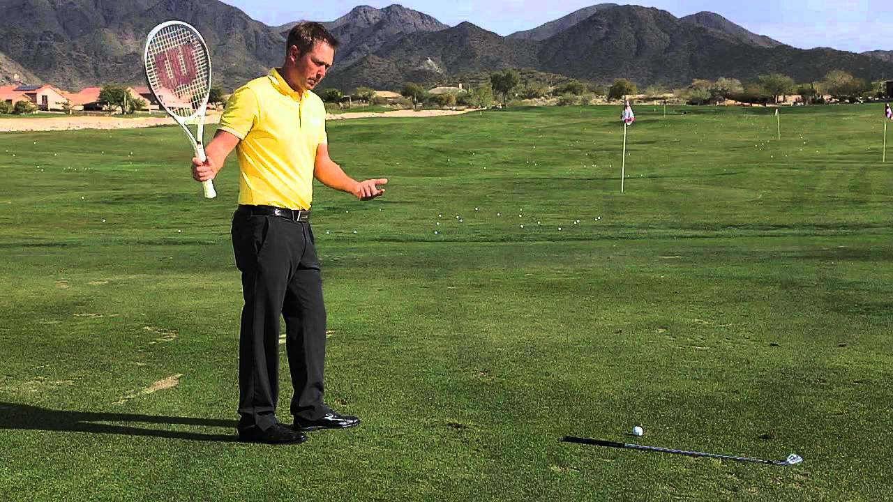 Hitting Over The Top Golf Golf Tips Magazine Hit a