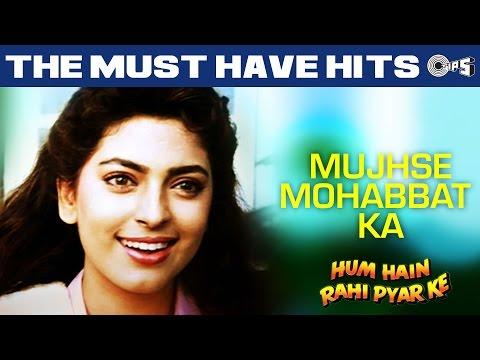 Mujhse Mohabbat Ka - Hum Hain Rahi Pyaar Ke | Aamir Khan & Juhi...